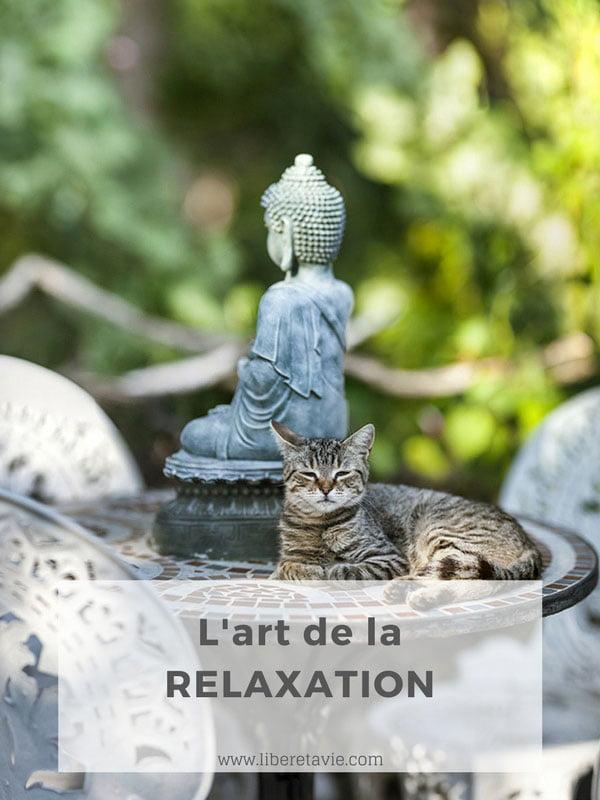 Quelques minutes de relaxation suffisent pour vous sentir plus reposée, plus détendue, plus productive et mieux concentrée