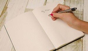 bullet-journal-bullet journal-organisation-organiser-planifier