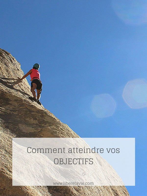 Découvrez comment mettre toutes les chances de votre côté pour atteindre vos objectifs et garder votre motivation, avec des exemples concrets et précis