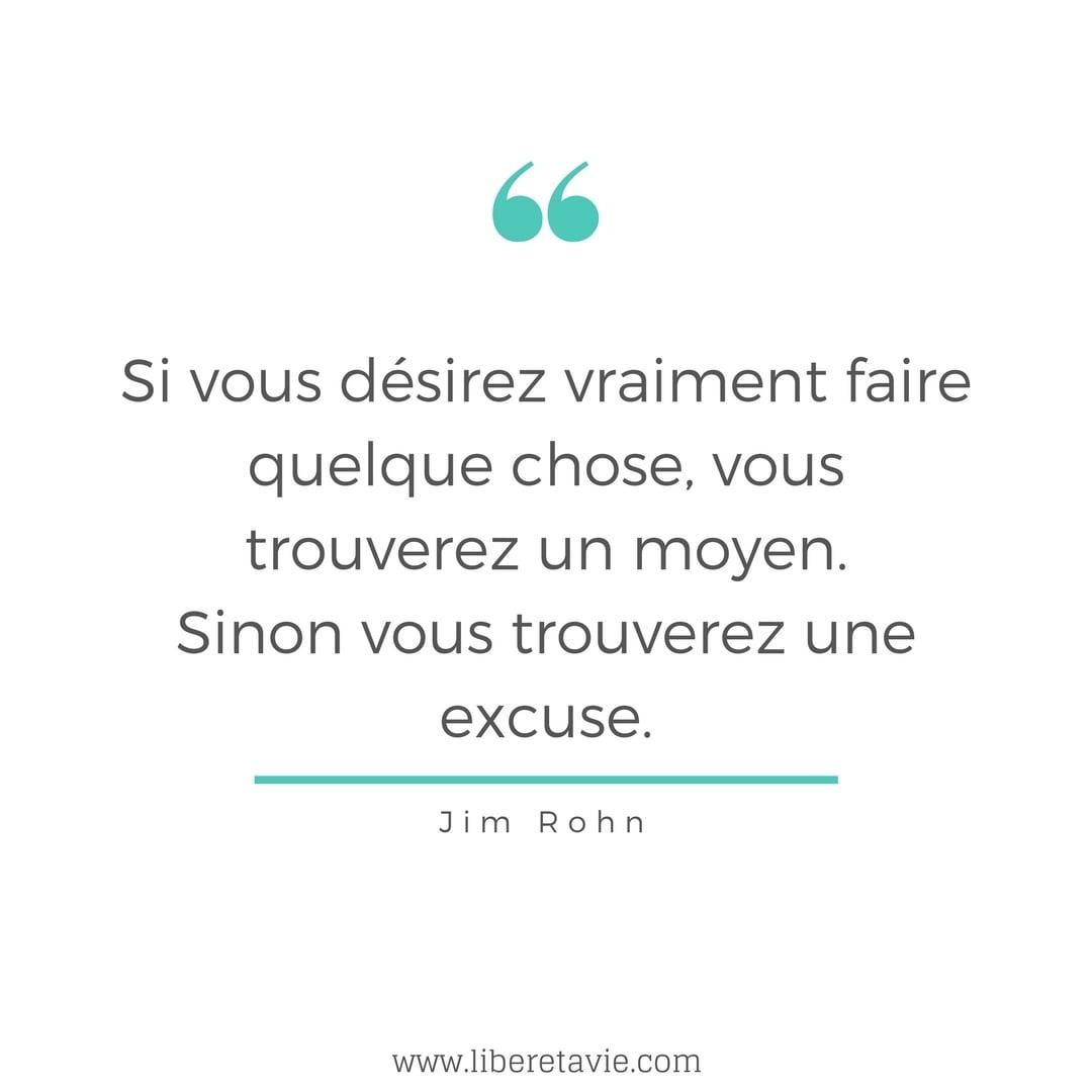 #citation Jim Rohn - Développement personnel, bien-être au naturel et bonne humeur sur www.liberetavie.com