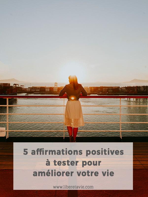 Comment créer des affirmations positives efficaces ? Comment marche l'autosuggestion rendue célèbre par la méthode coué ?